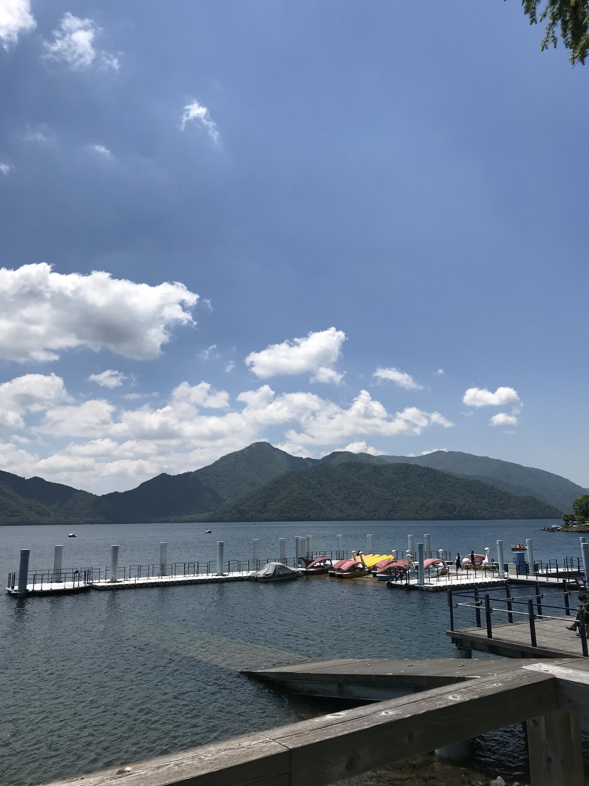 栃木_中禅寺湖